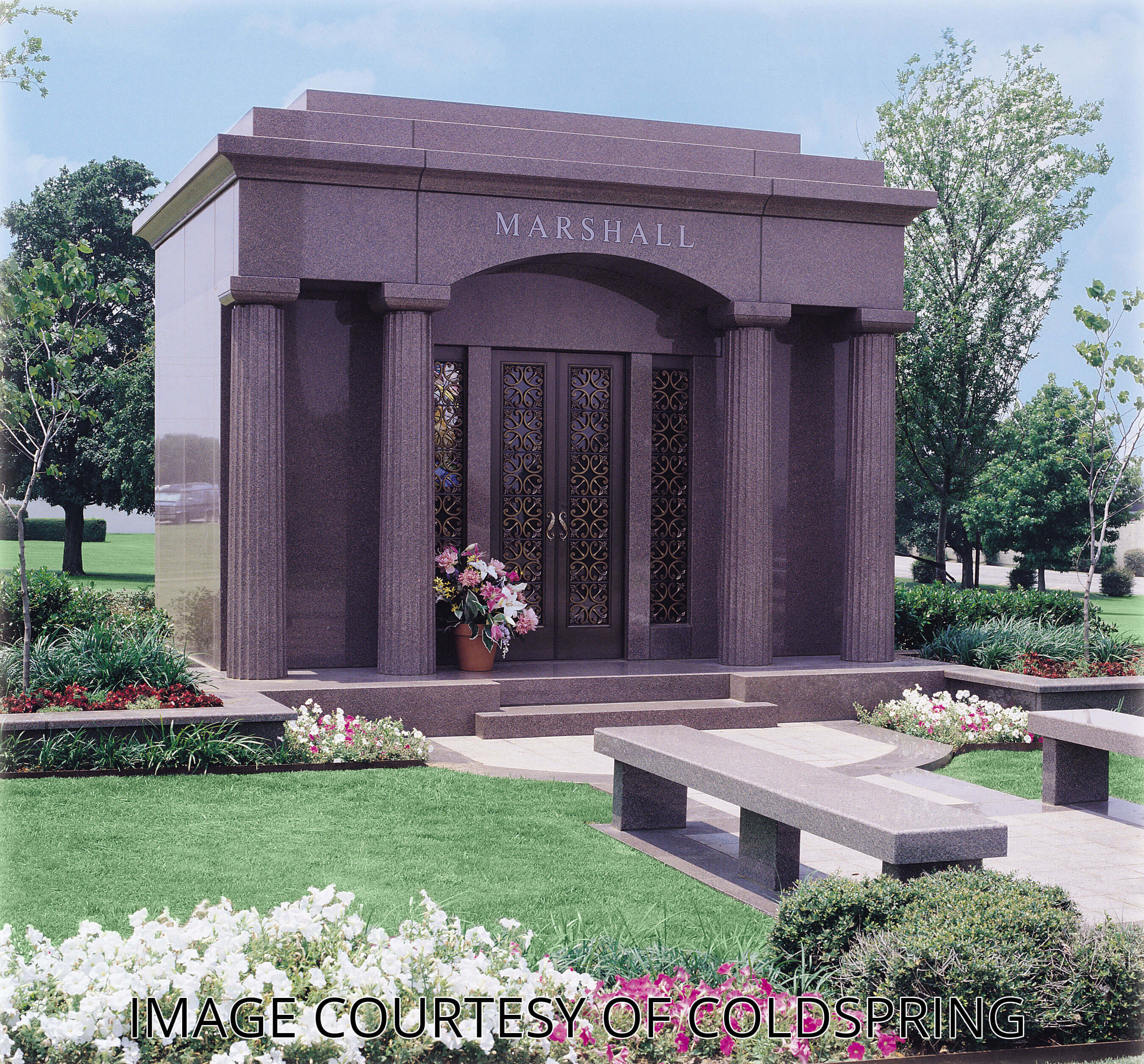 cave hill cemetery private family mausoleums