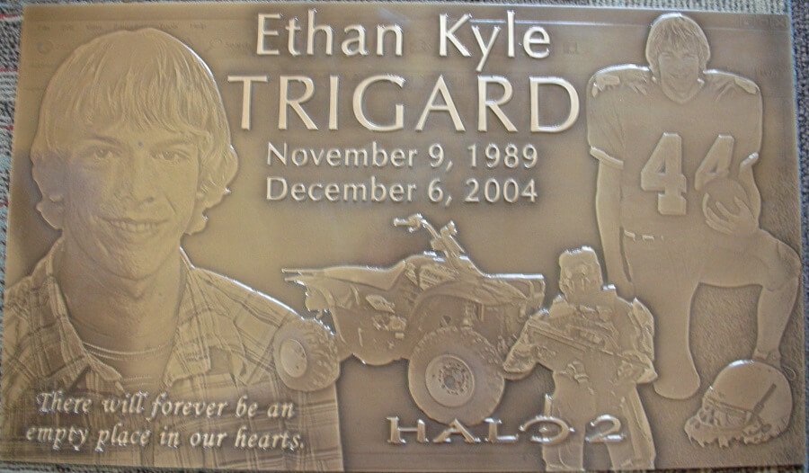 Marker Ethan Kyle Trigard